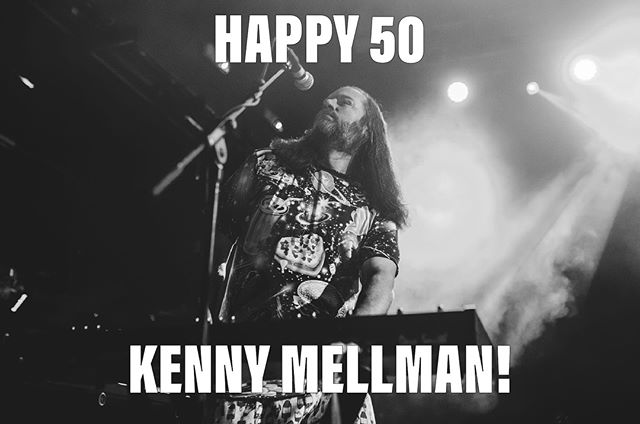 Happy Birthday, Kenny!! #50 🍰🍡🐕🎹🎈