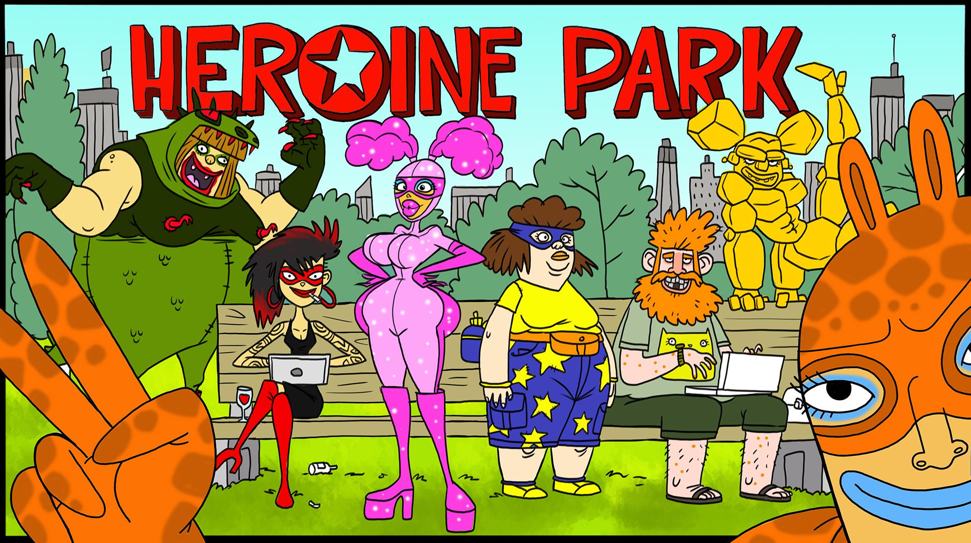 Flying Kraken Original Primetime Comedy Series