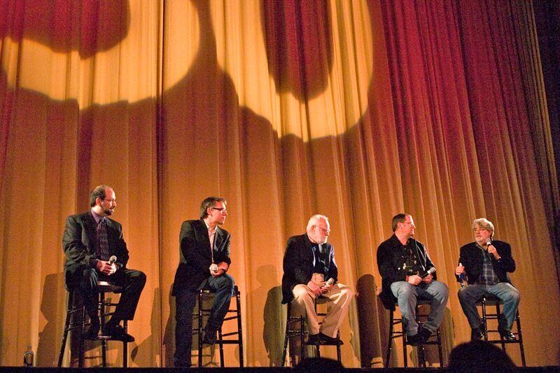 Q&A with Gary Leva, Chris Columbus, Saul Zaentz, John Lasseter and George Lucas.