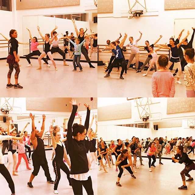 Sweat With Soul was a HUGE success! 💃 | Thank you for making last night's Bija Beat and @myballet1 event so inspiring! It was a joyful and energetic celebration of @nationaldanceinstitute. See you next time!