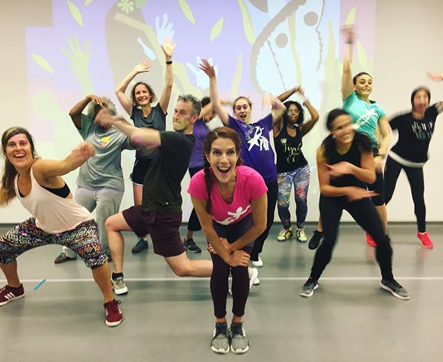 See the fun you missed the last time we got some enthusiastic adults together to dance @nationaldanceinstitute! - Don't miss your next opportunity - this coming Tuesday, November 7th at 6:15pm. No prior 💃 experience or fancy shoes required. Just you and your sneakers. - Reserve your spot now. Link in bio 🔝