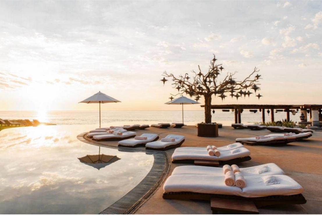Wall Street Journal- The Pool at Las Ventanas al Paraiso
