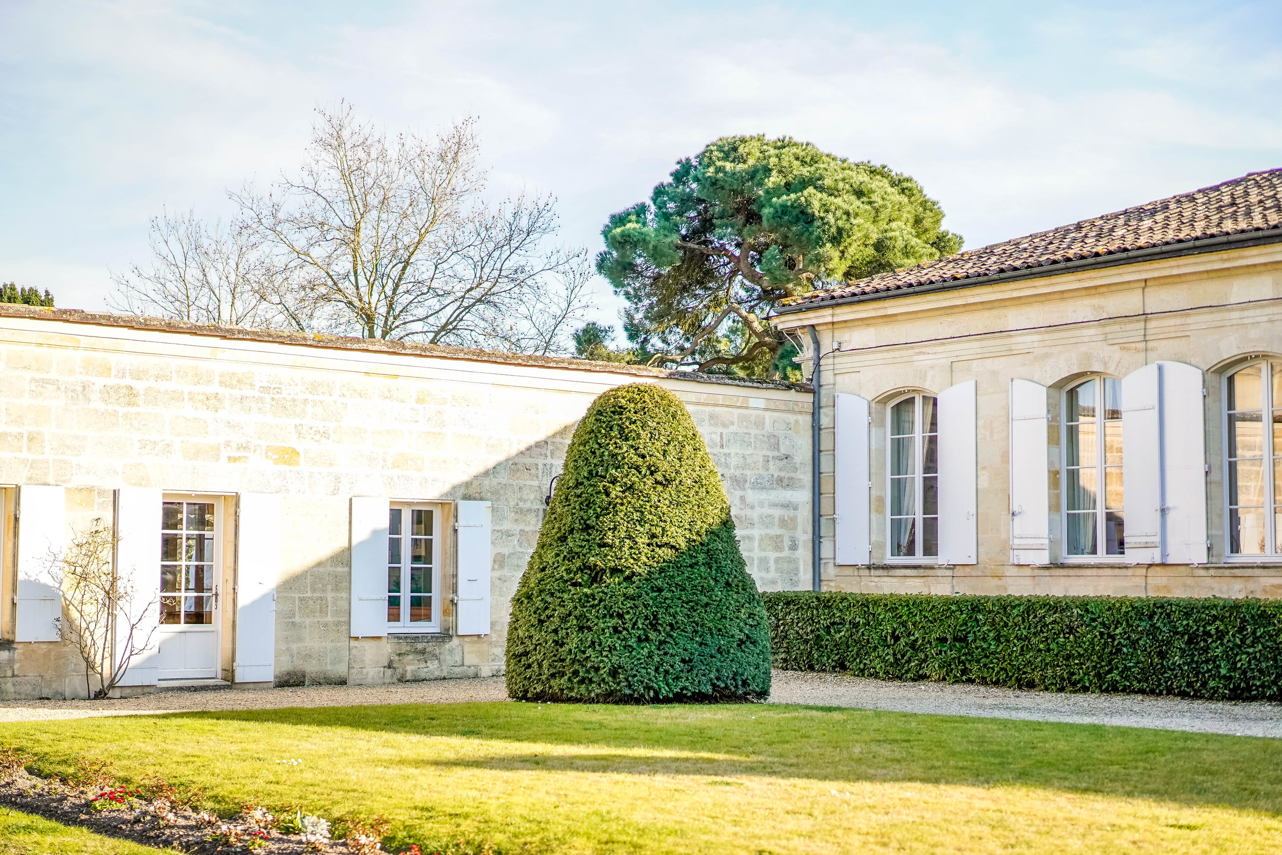 Barton & Guestier's Chateau Magnol