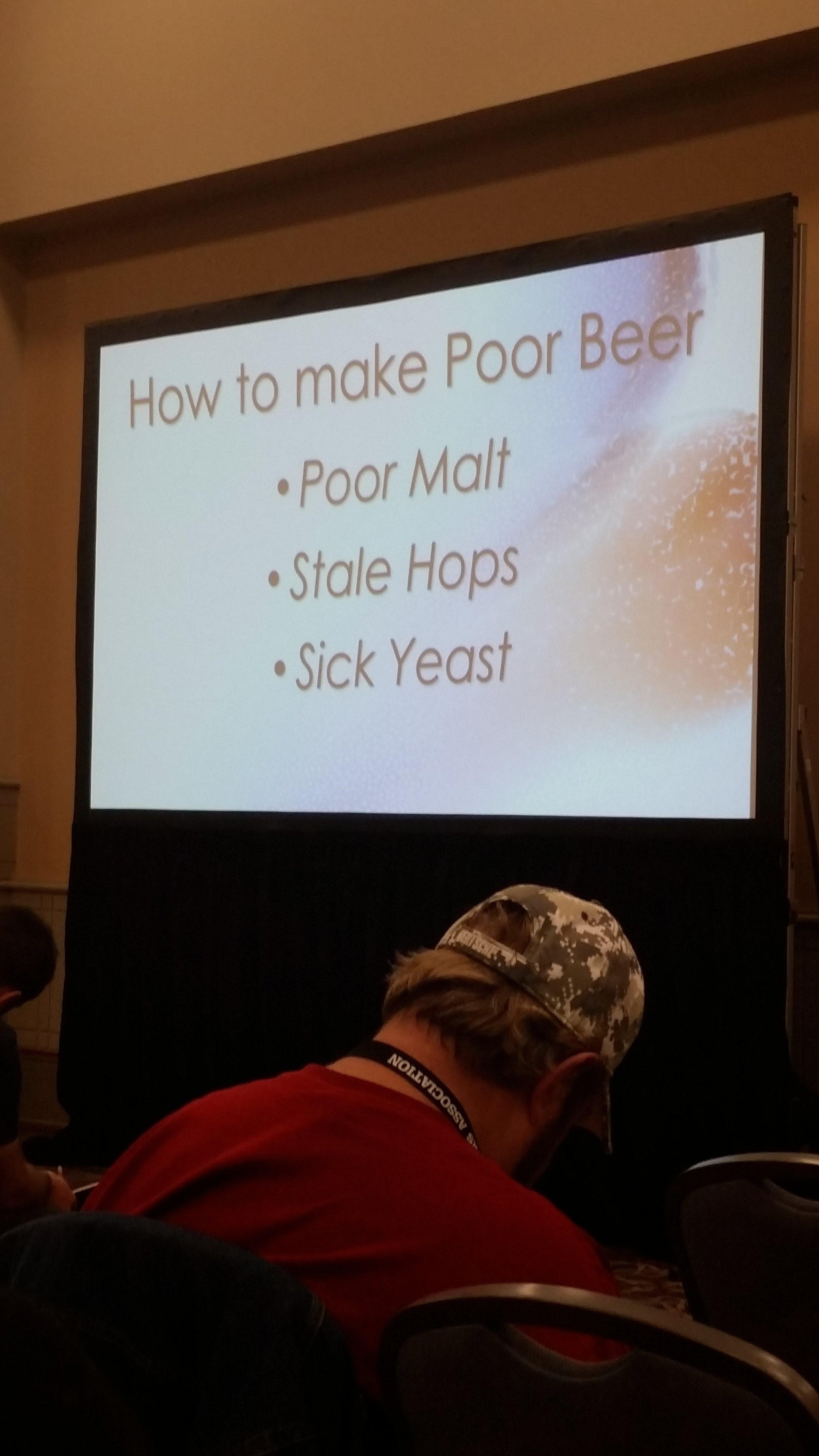 We make Healthy Beer!