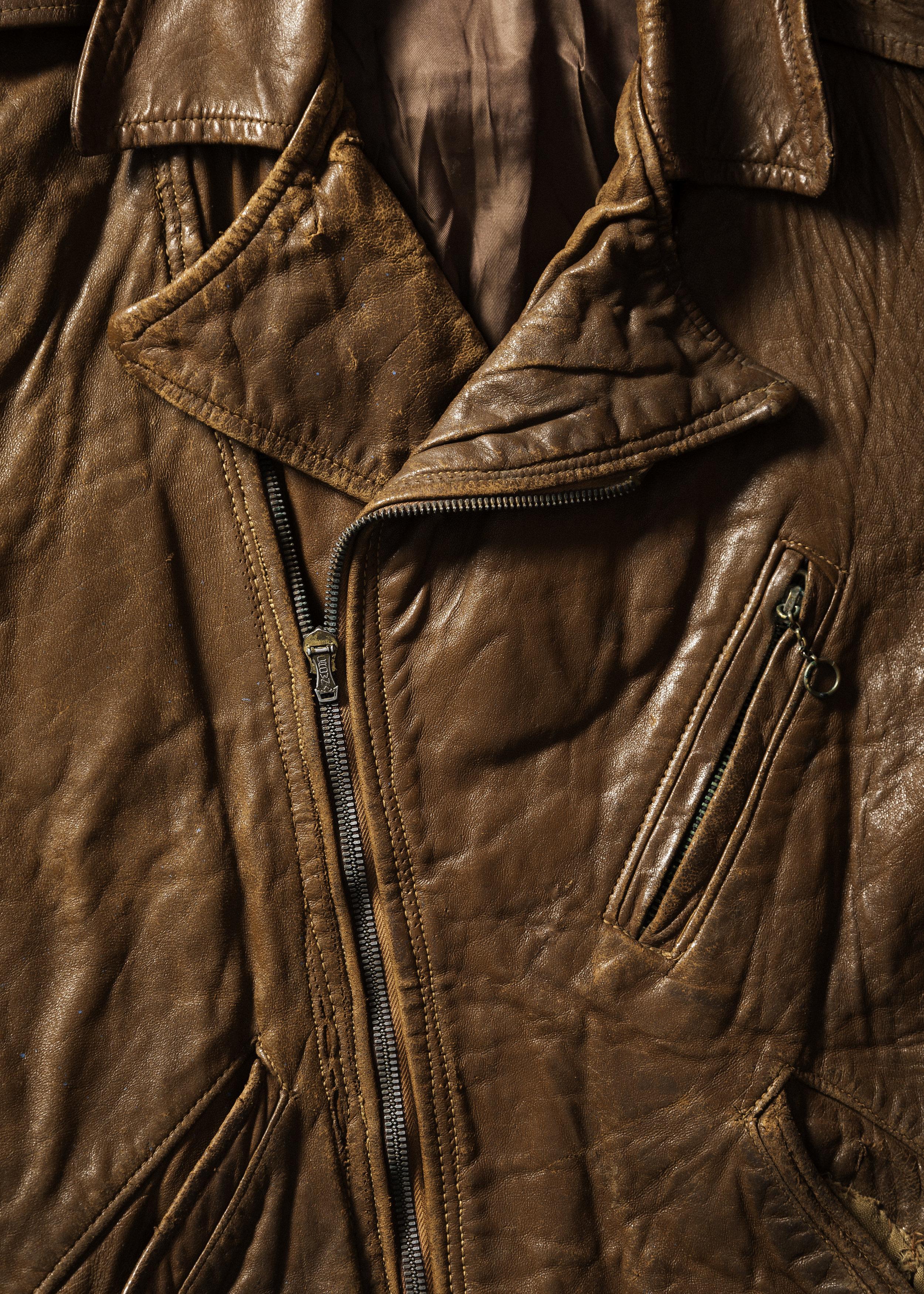1930s Aviator Style Horsehide Jacket