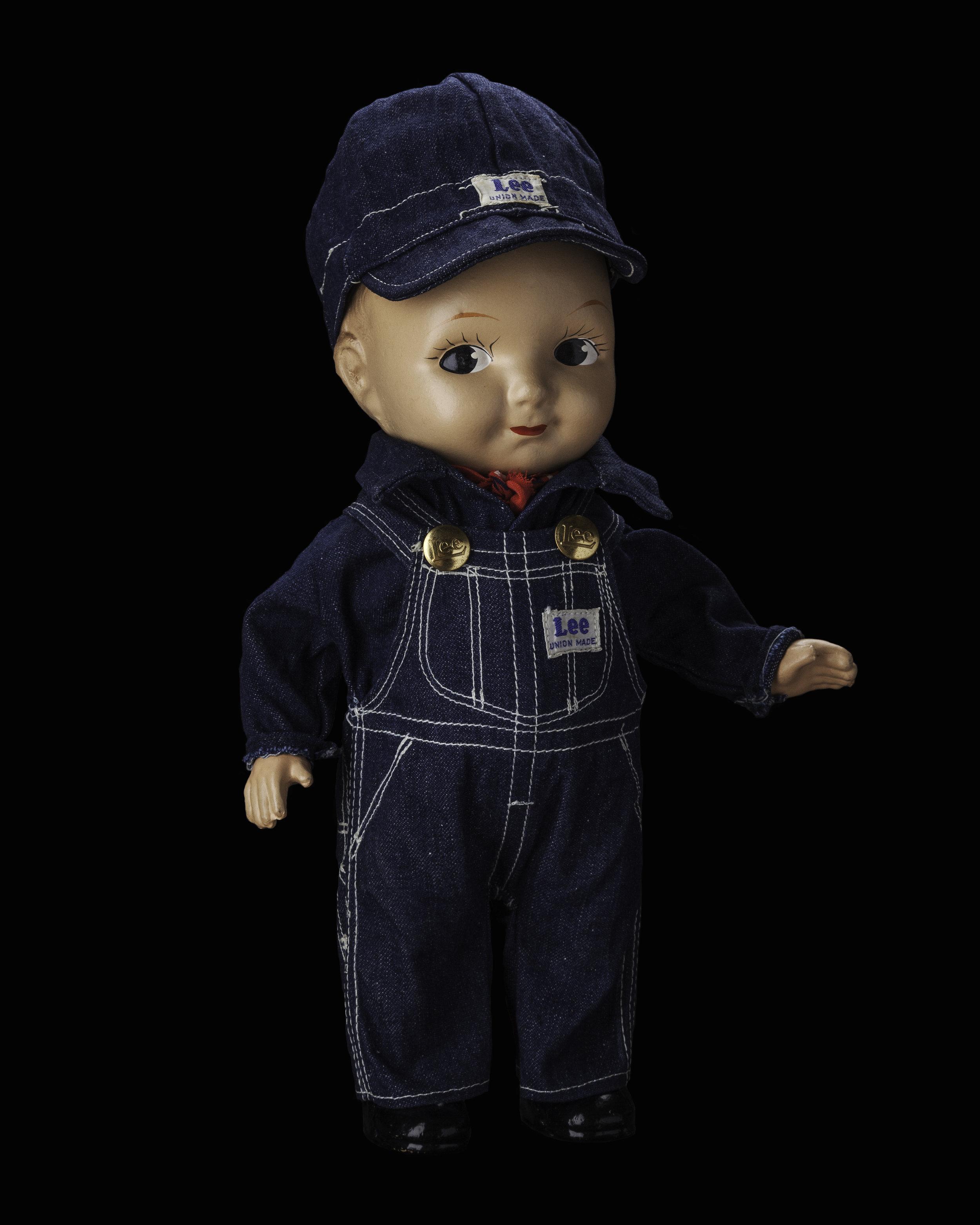 """1950s Lee """"Buddy Lee"""" Doll"""
