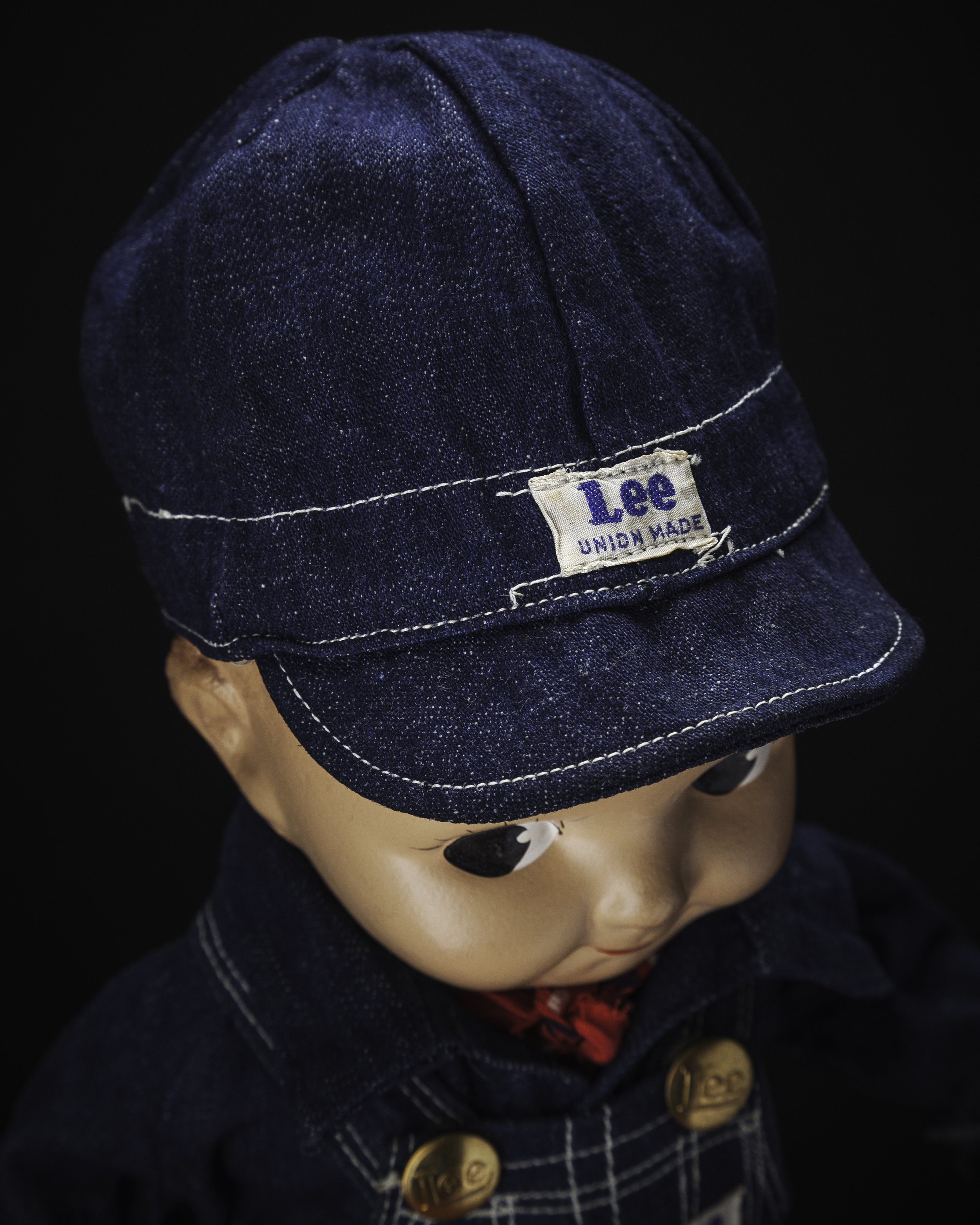 "1950s Lee's ""Buddy Lee"" Doll"