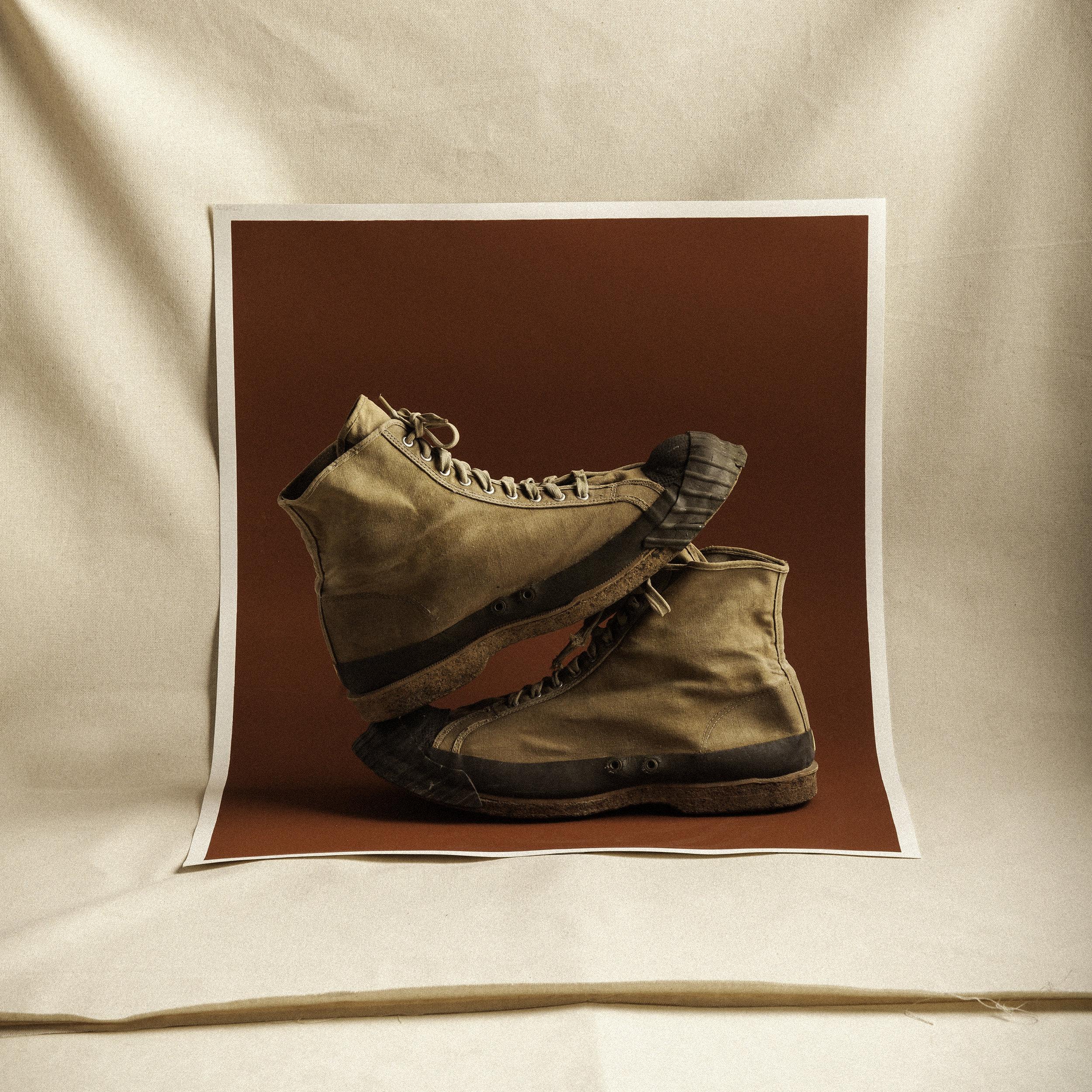 1940s Sneakers