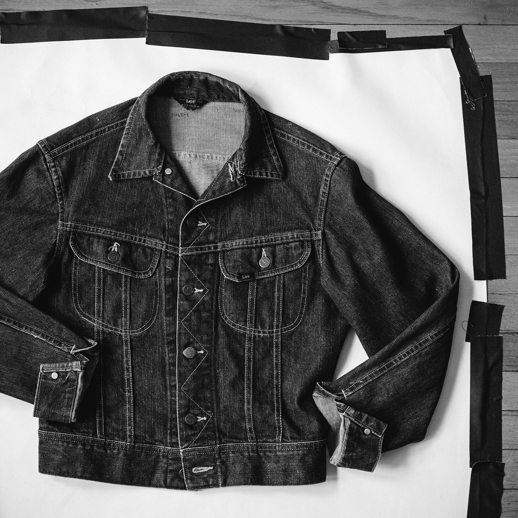 1950s/1960s Lee 101-J Denim Jacket