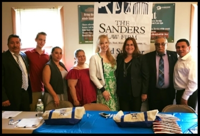 The Team at The Sanders Firm