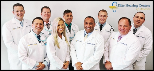 The Team at Elite Hearing Centers of America