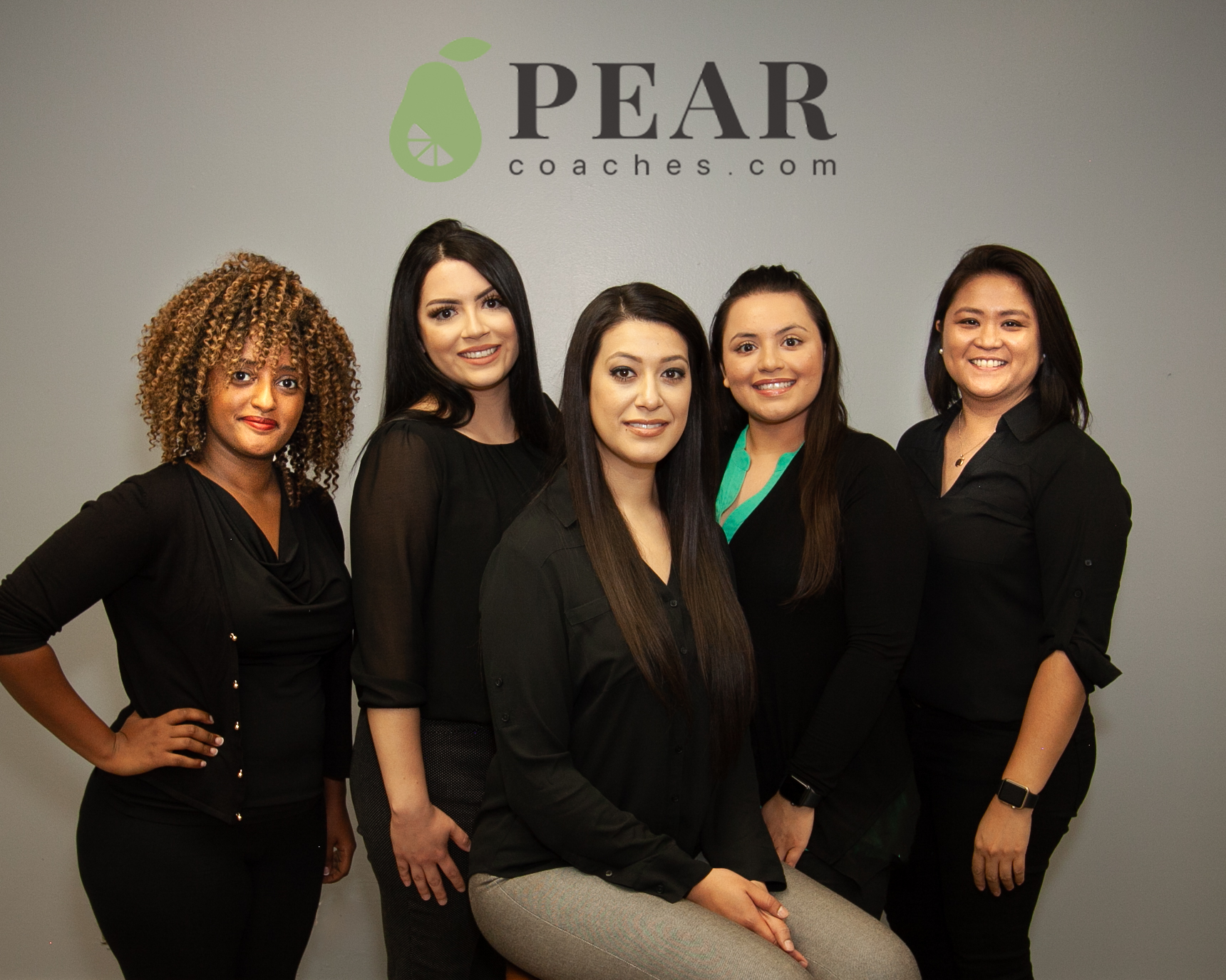 The Team at Pear Coaches