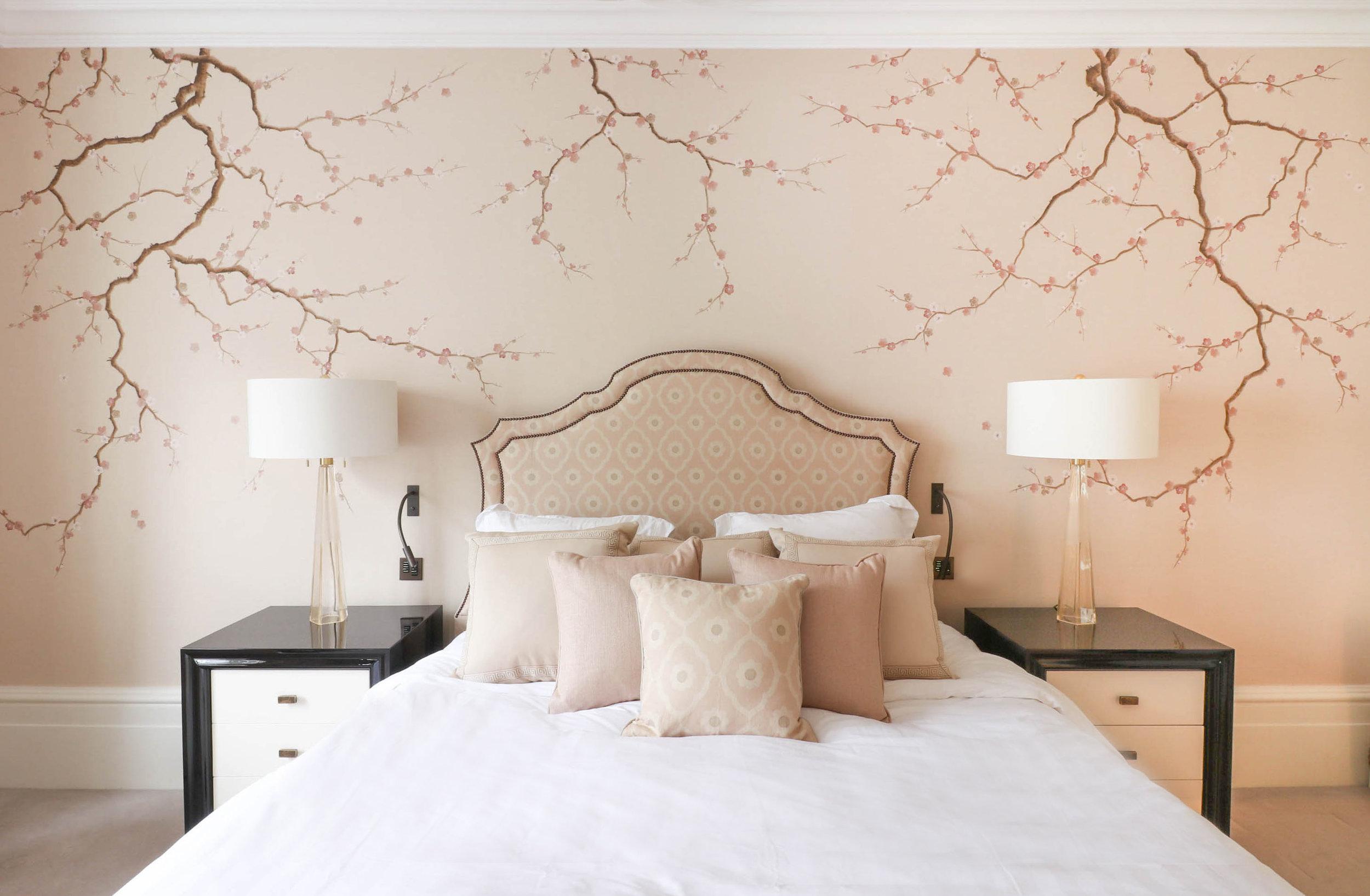 Cherry Blossom, Kensington