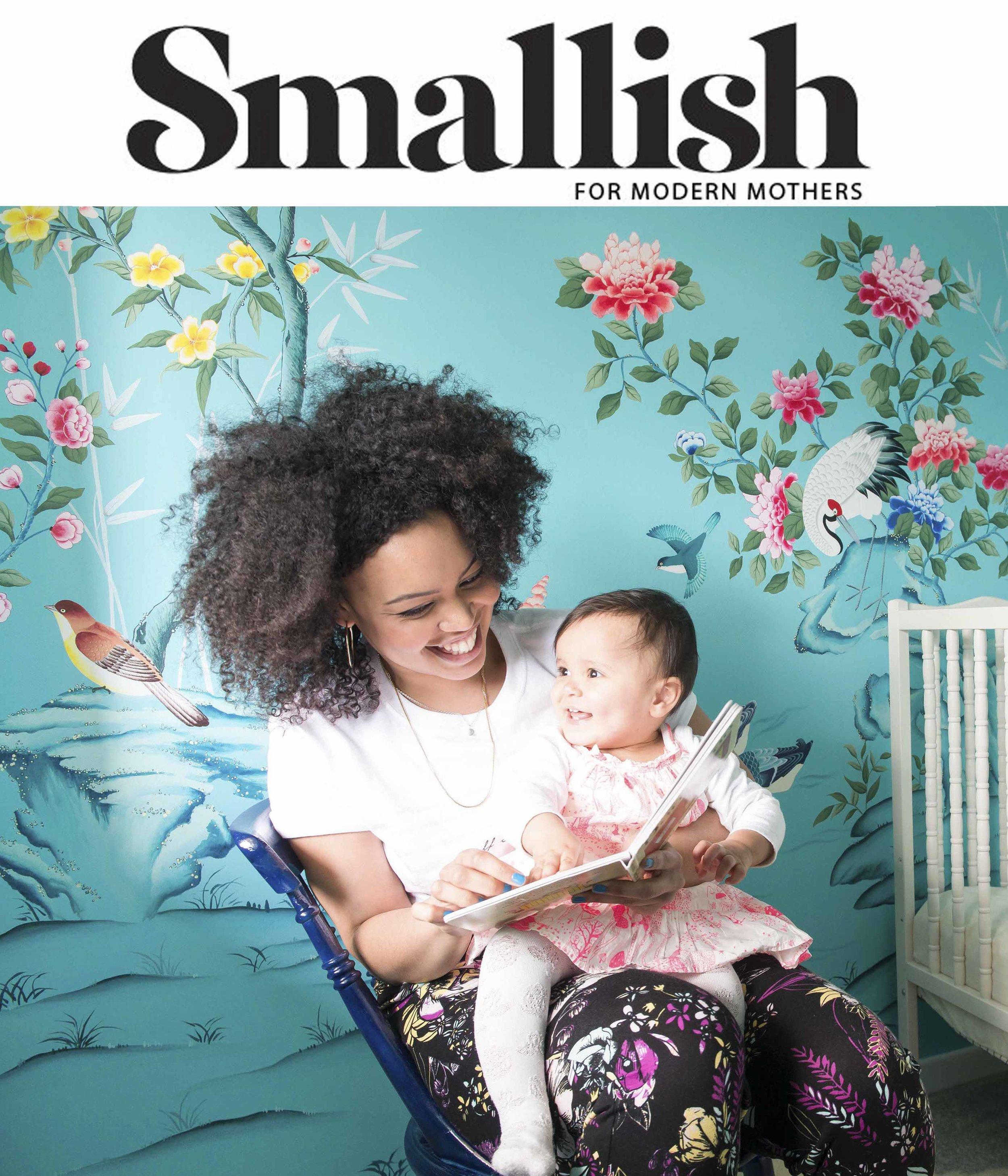 Brush Strokes - Smallish Magazine. May 2016