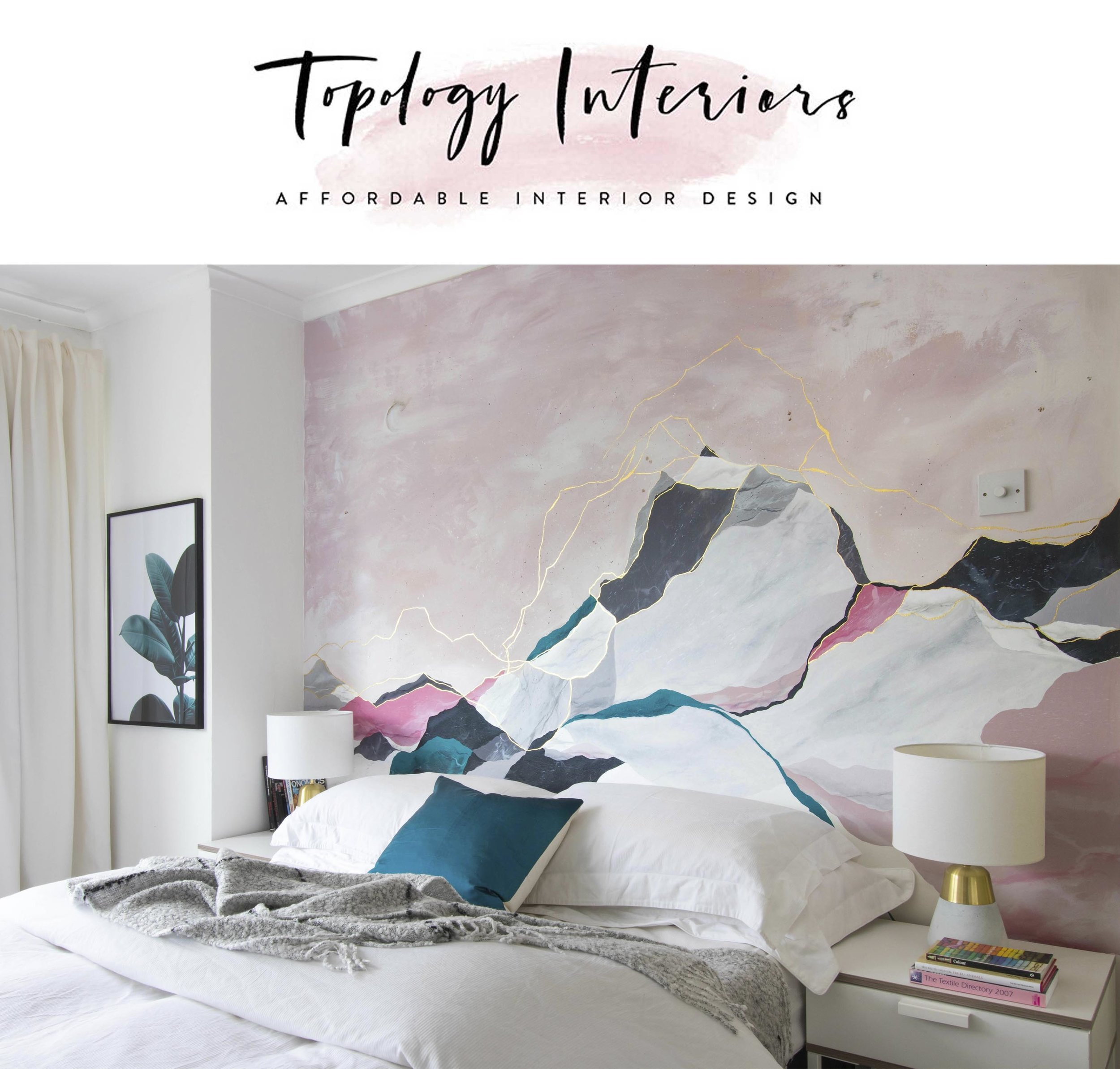 Topology - Diane Hill Bedroom Tour, May 2017