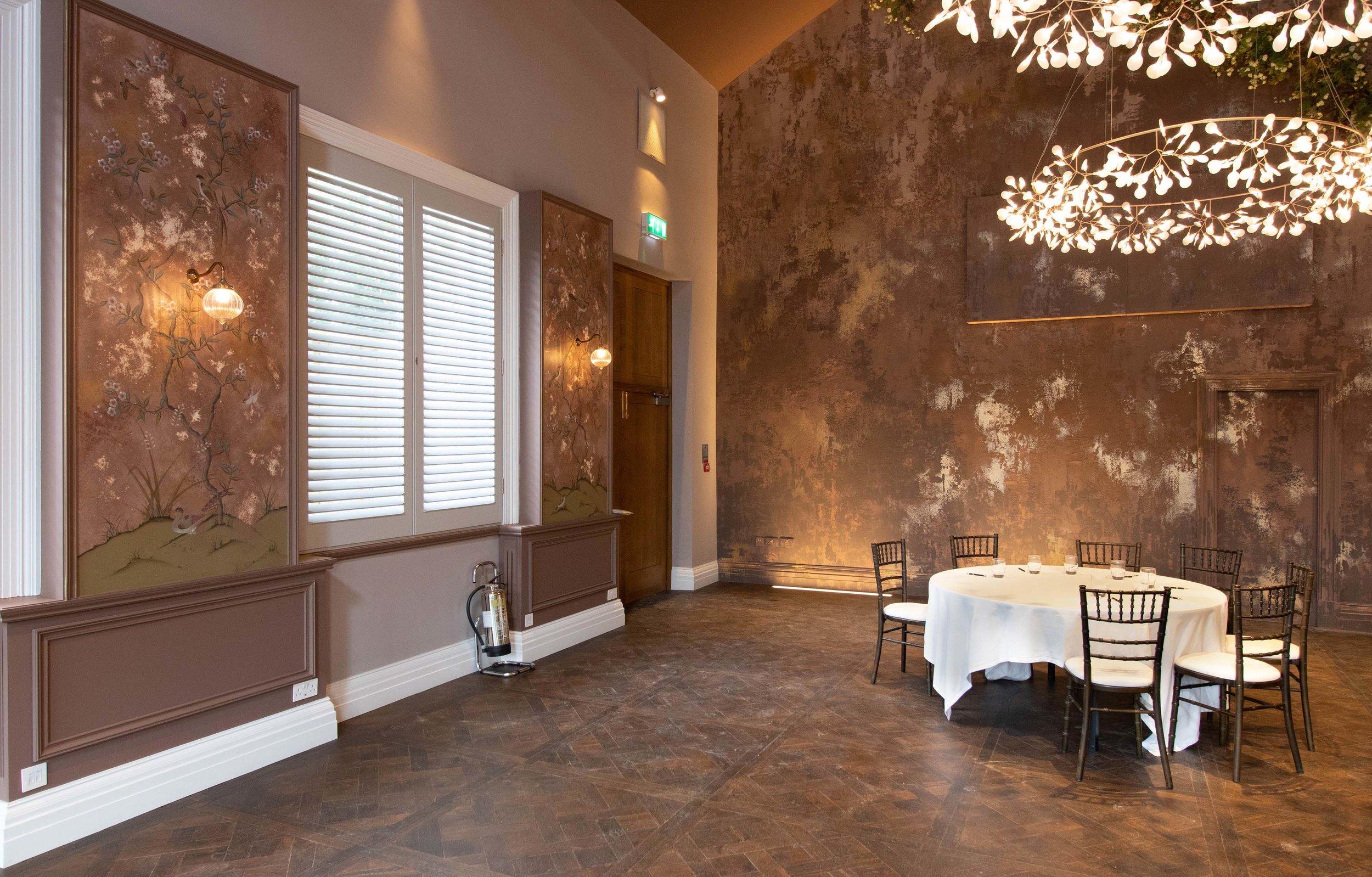 Diane Hill Design Textured Wall Finish