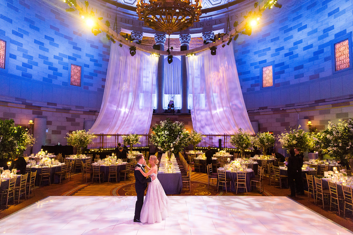 Gotham hall wedding by Ang Weddings and Events