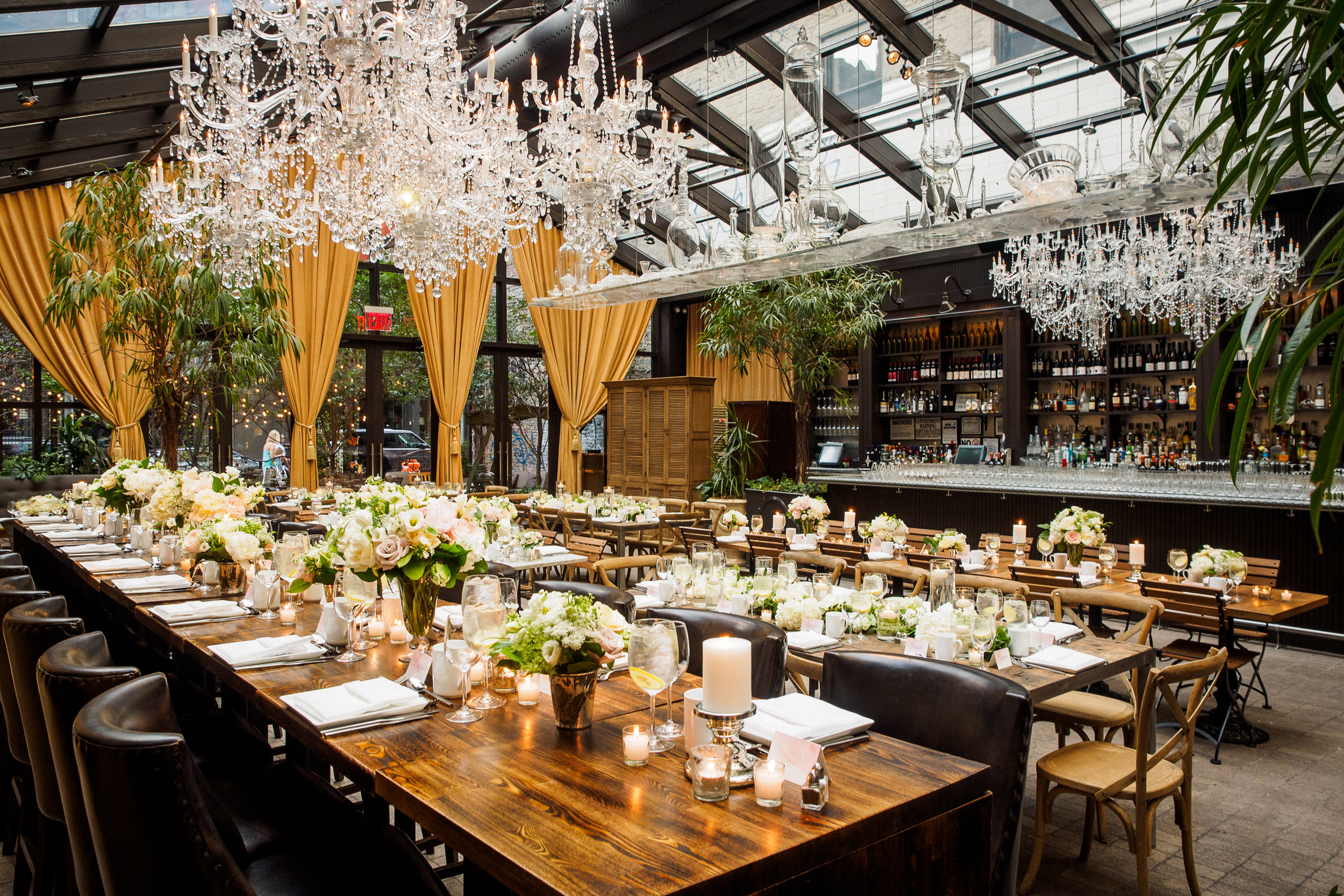Nomo Soho wedding by Ang Weddings and Events: New York wedding planner