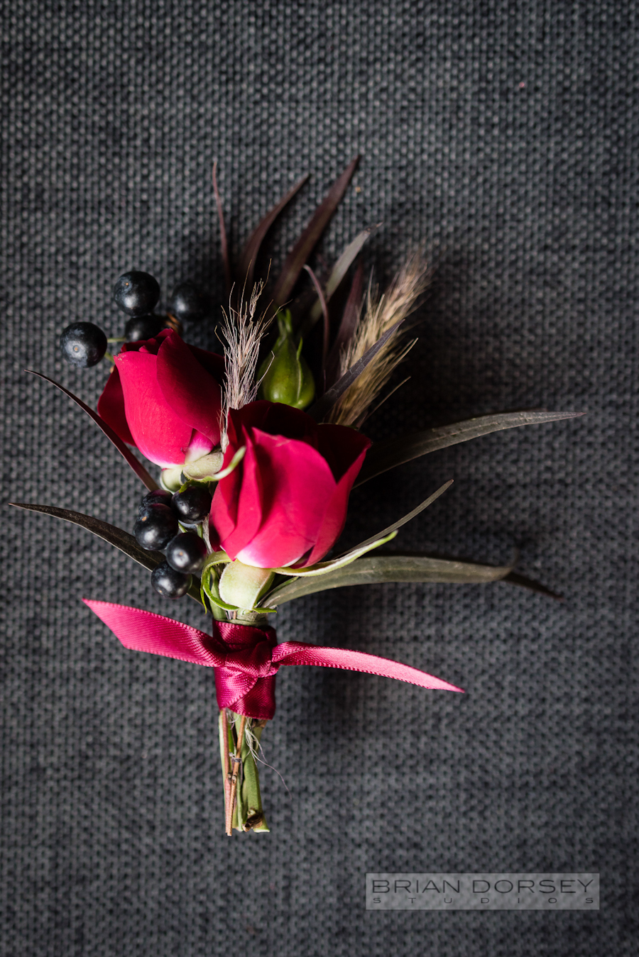 Liberty Warehouse Wedding | Wedding Planning Ang Weddings and Events | Boutonniere by Putnam & Putnam