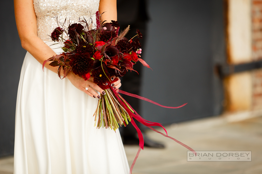 Liberty Warehouse Wedding | Wedding Planning Ang Weddings and Events | bouquet by Putnam & Putnam