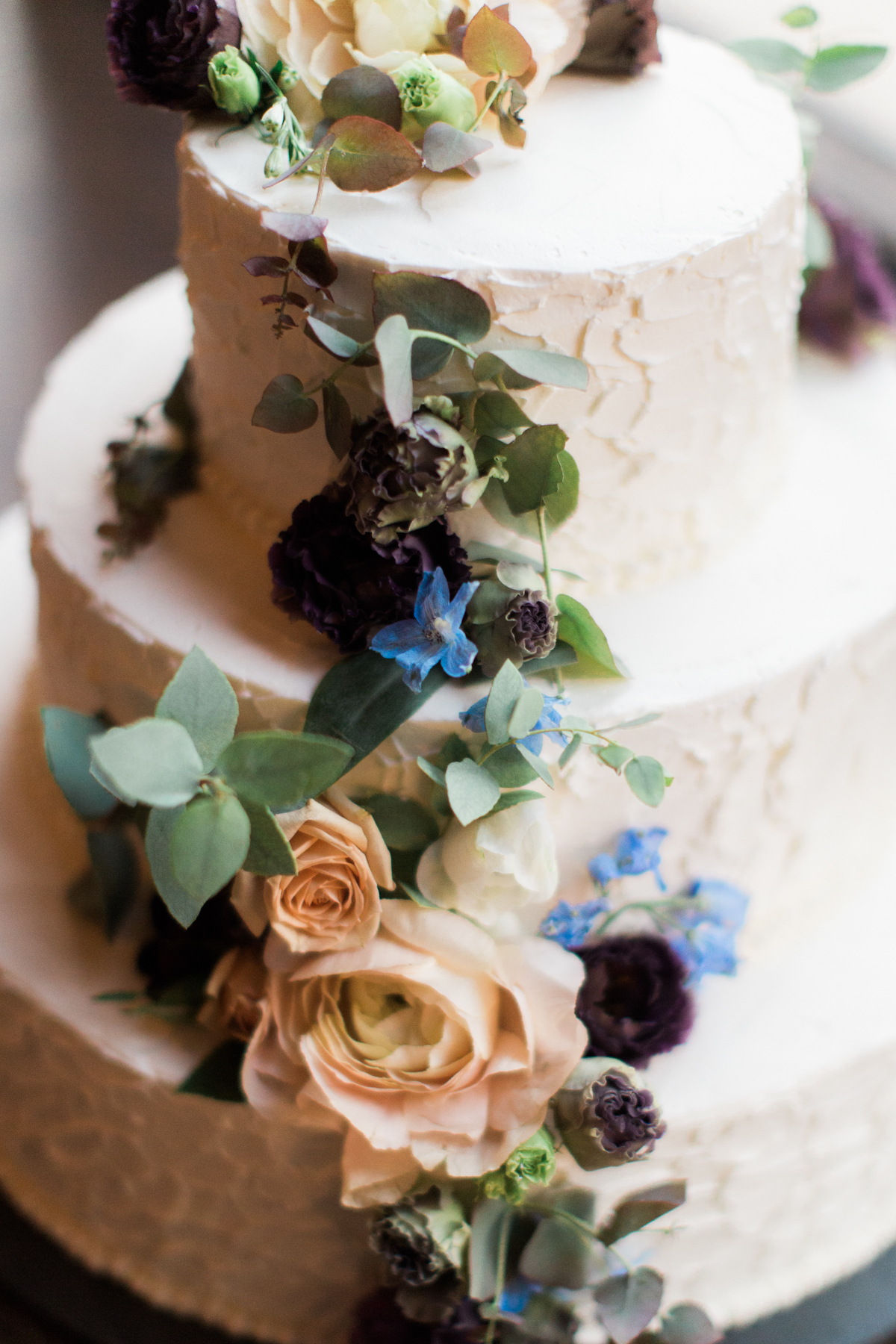Blue Hill at Stone Barns wedding, event planner Ang Weddings and Events, photography Judy Pak, wedding cake
