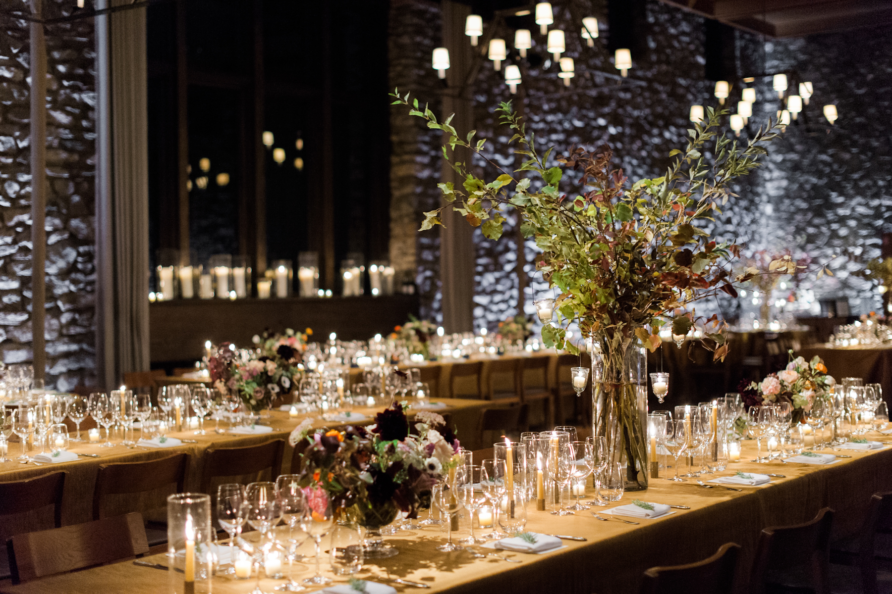 Blue Hill at Stone Barns wedding, event planner Ang Weddings and Events, photography Judy Pak, flowers Saipua