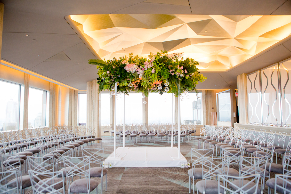 Rainbow Room Wedding, Ang Weddings and Events, Dave Robbins Photography, flowers by Fleurs
