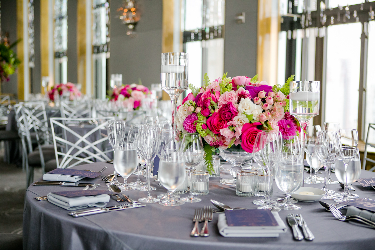 Rainbow Room Wedding, Ang Weddings and Events, Dave Robbins Photography