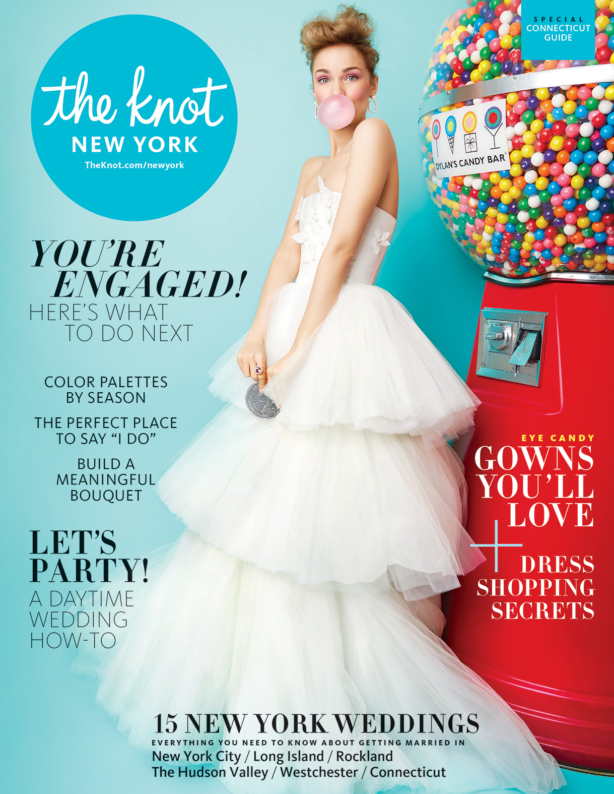 The Knot New York 2018 Cover