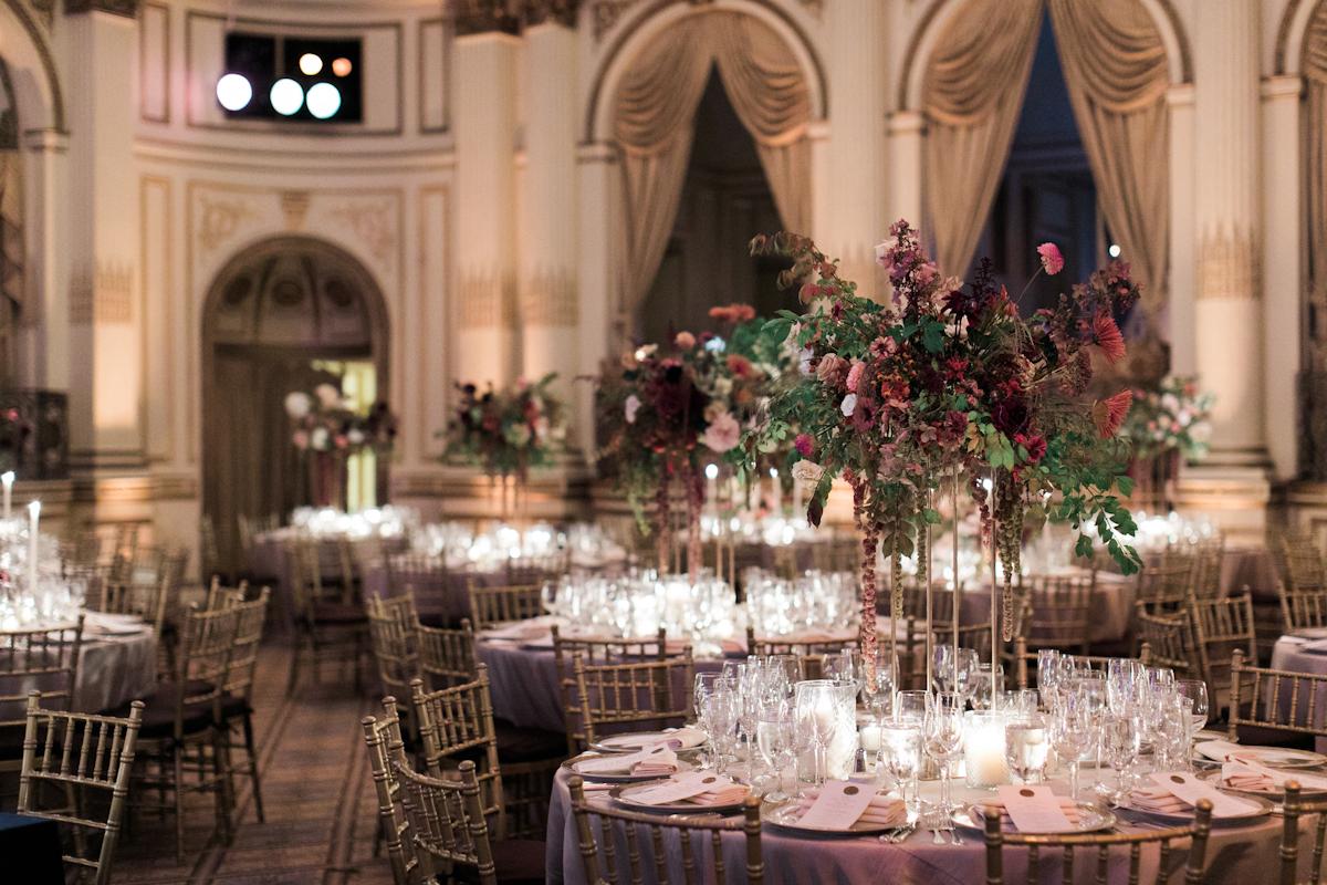 Plaza wedding ballroom