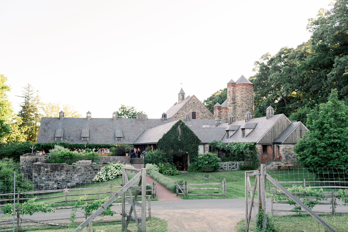 Main dining restaurant at Blue Hill at Stone Barns