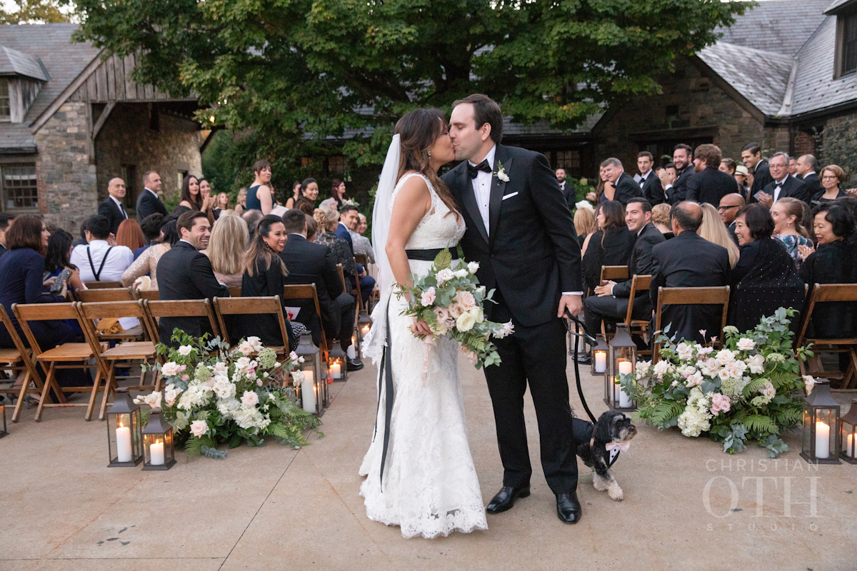 Married at Blue Hill at Stone Barns