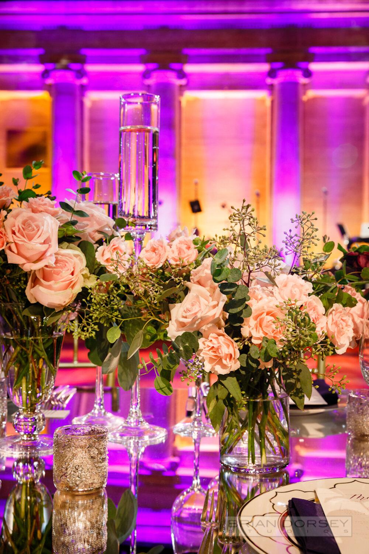 Cipriani 25 Broadway Wedding flowers