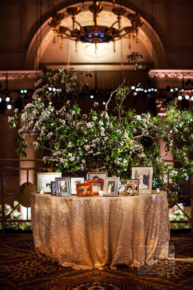 Cipriani Wall Street Wedding family photos