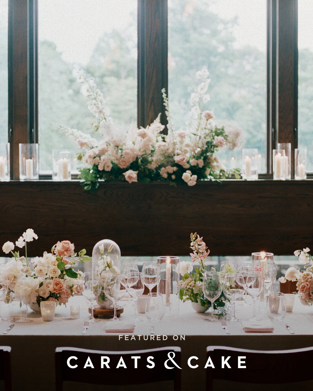 Carats and Cake Linden and Jacob— Ang Weddings and Events