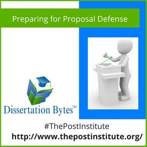 TPI DissertationBytes Proposal