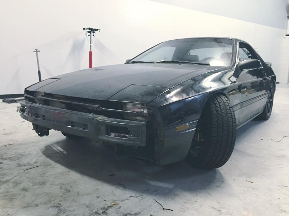 Our projects — Full Lock Drift Shop