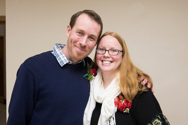 Pastor Russ and Jenna