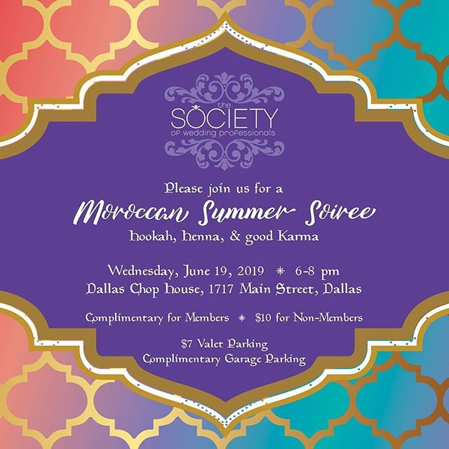 We'll be taking care of the music for our DFW wedding friends on Wednesday. If you haven't RSVP'd go to @swpdallasftworth and do it ASAP!