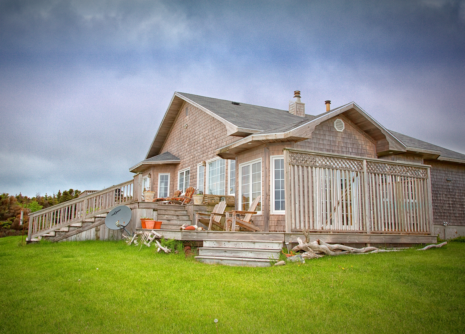Inverness, Cape Breton, Cheticamp, Ocean frontage