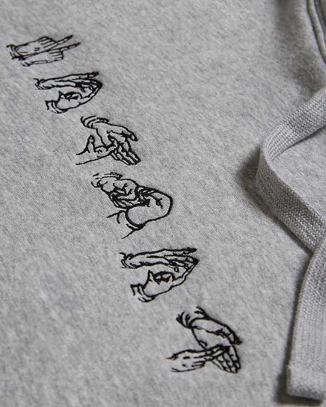 Embroidery on hoodies done for @temporary_collective available & in stock @urbanoutfitters in stores and online. #urbanoutfitters #temporarycollective #dft #dftprintingstudio #dftprintstudio #londonprinters #screenprintsbydft #screenprintlife #modeling #fashion #modelswanted #streetwear #highstreet #screenprintservice #embroidery #clientappreciation