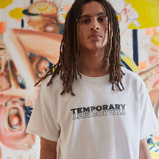 Screen prints done for @temporary_collective available & in stock @urbanoutfitters in stores and online. #urbanoutfitters #temporarycollective #dft #dftprintingstudio #dftprintstudio #londonprinters #screenprintsbydft #screenprintlife #modeling #fashion #modelswanted #streetwear #highstreet #screenprintservice #embroidery #clientappreciation