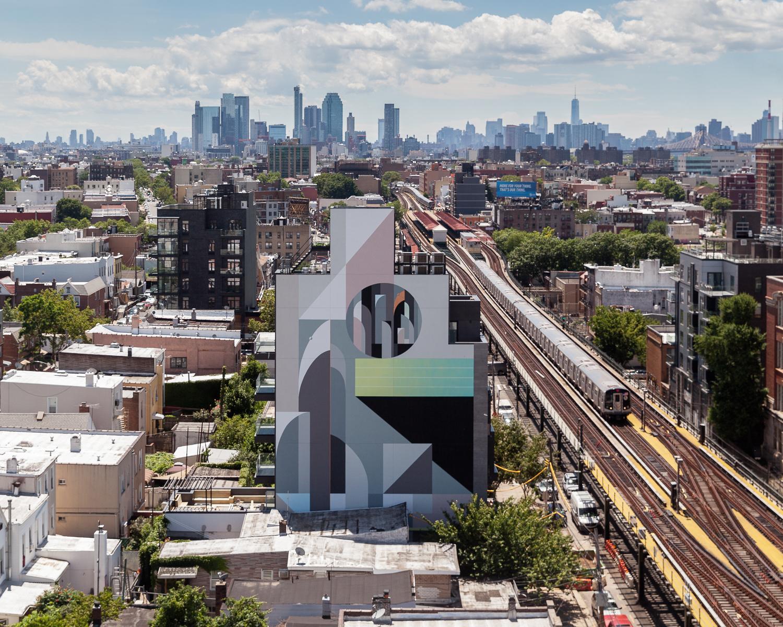 """The Nordic"" - Queens, New York, 2017"