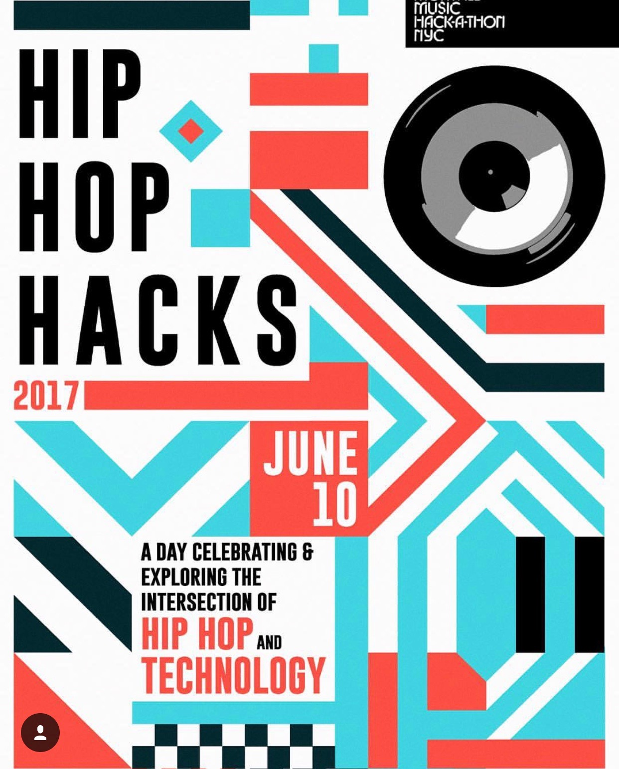 Hip Hop Hacks  - Allegra Jane assisted in facilitating Hip Hop Hacks host at Spotify headquarters.