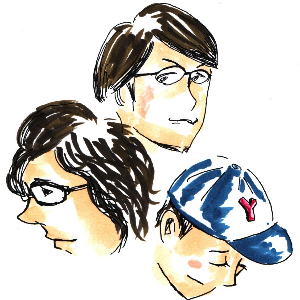 LL教室 2015年3月、チューターに憧れる非常勤講師たちが意気投合。構成作家の森野誠一、会社員のハシノイチロウ、批評家の矢野利裕の3人によって結成され、DJ、評論、イベントなどを通じて音楽を提示するユニット。