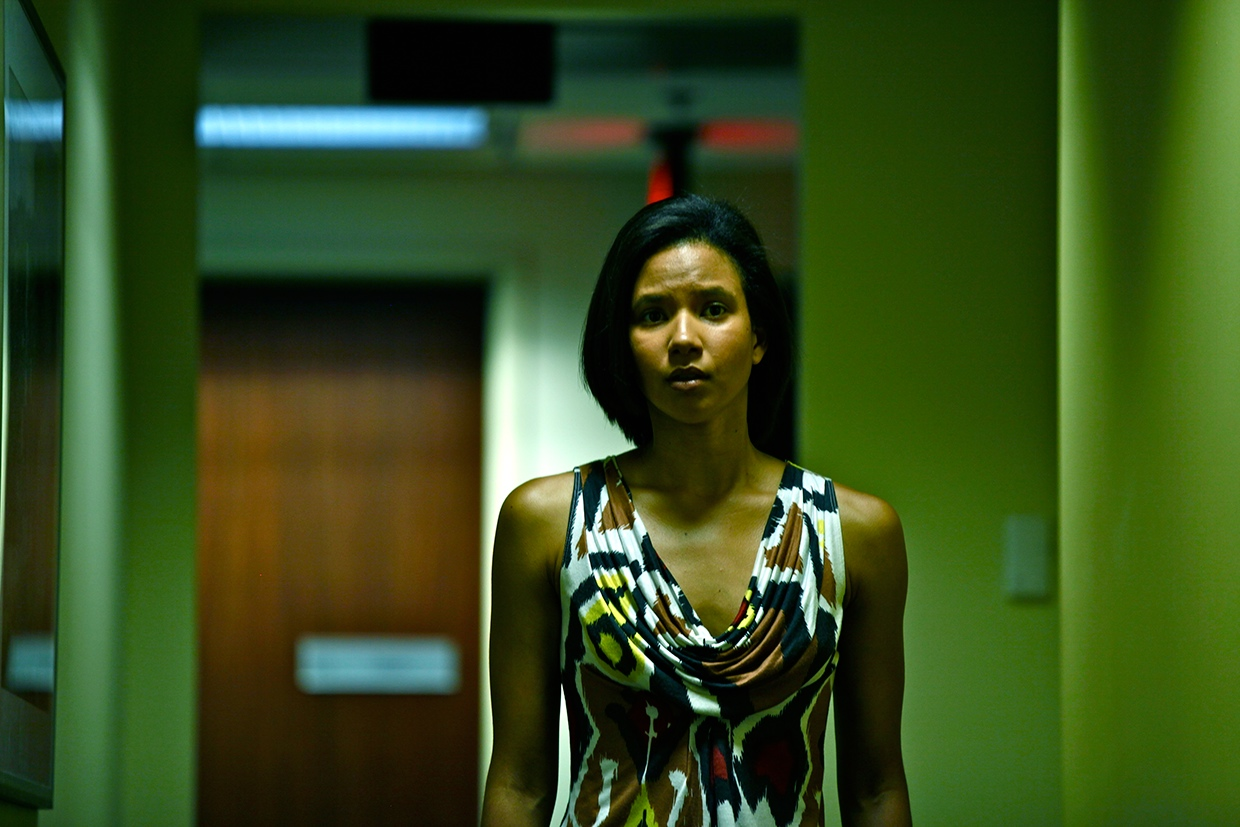 """Still from the film """"Human Resources."""""""