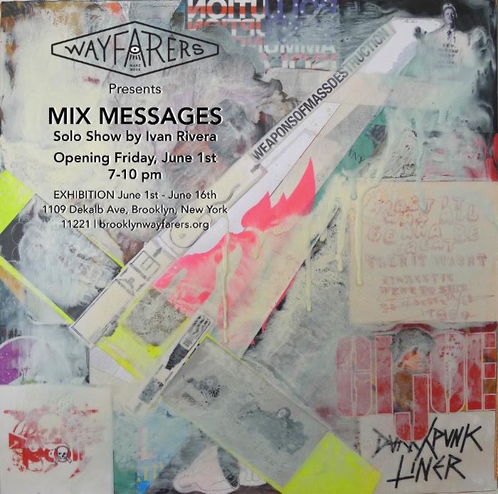 "2018. 06 ""Mix Messages"""