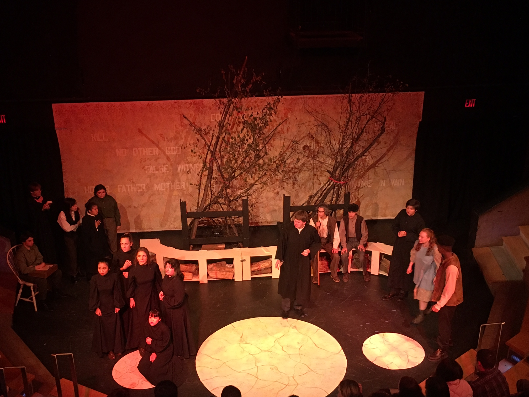 The Crucible - Watkinson School - 2016