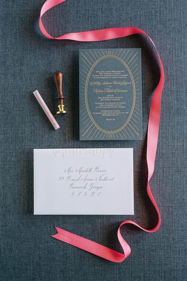 Gold Foil on Charcoal Invitations.jpg