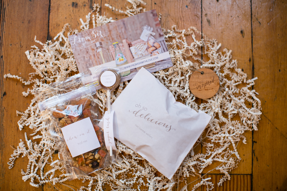 Oh So Inspired Retreat Gifts